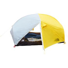 The North Face Triarch 2 Tiendas de campaña, canary yellow/high rise grey